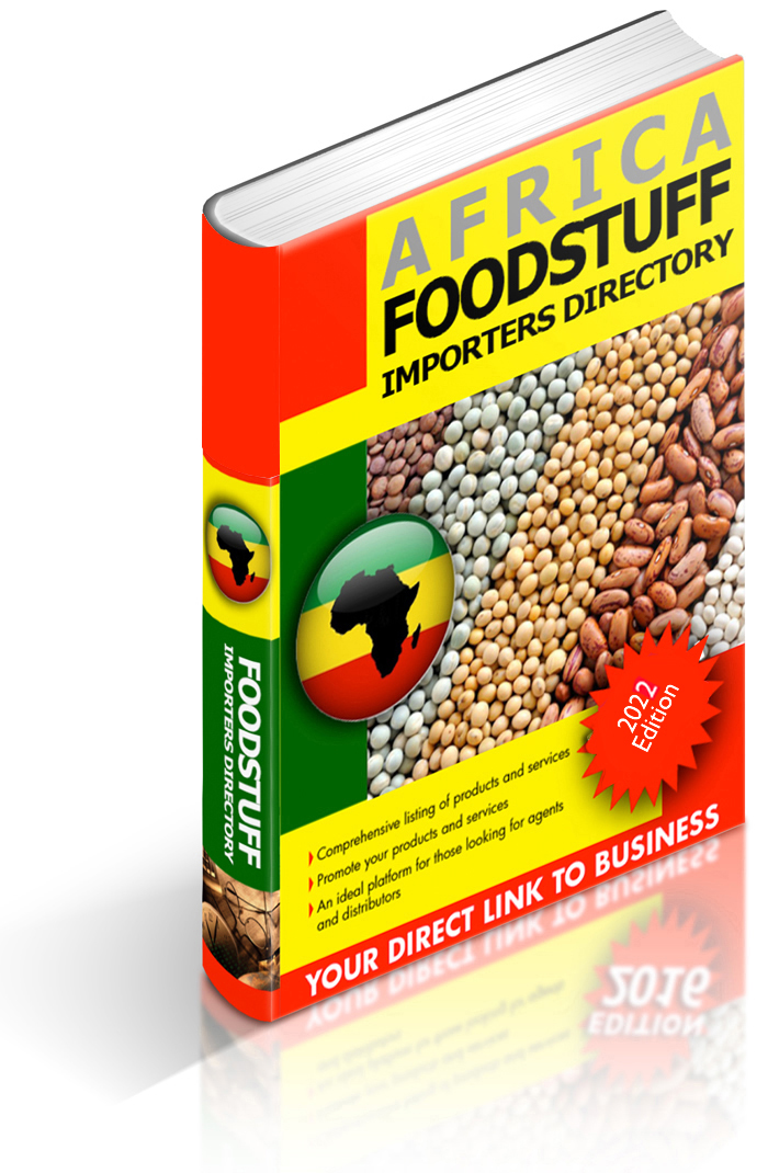 Email Database of Foodstuff Importers in Africa: Importers, Buyers
