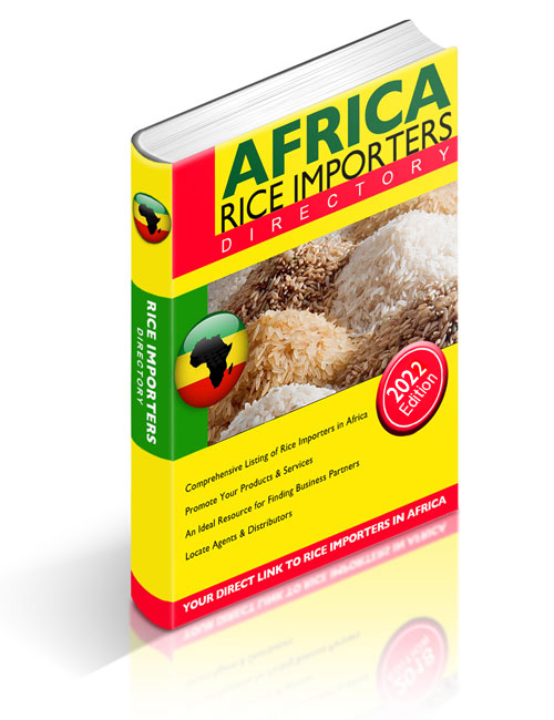 Database of Rice Importers in Africa: Rice Dealers in Africa B2B