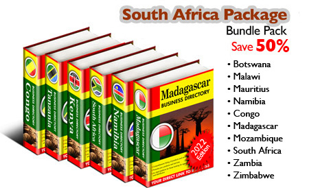 Southern Africa Business directory